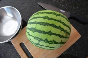 pickled watermelon rind main ingredient