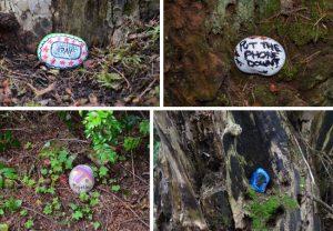 rocks of weowna park