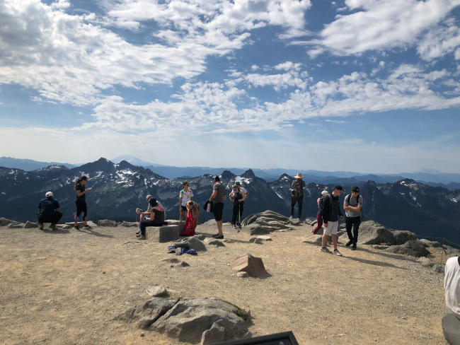 panorama point with everyone