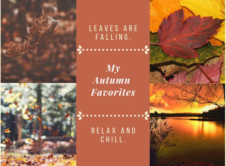my favorite autumn