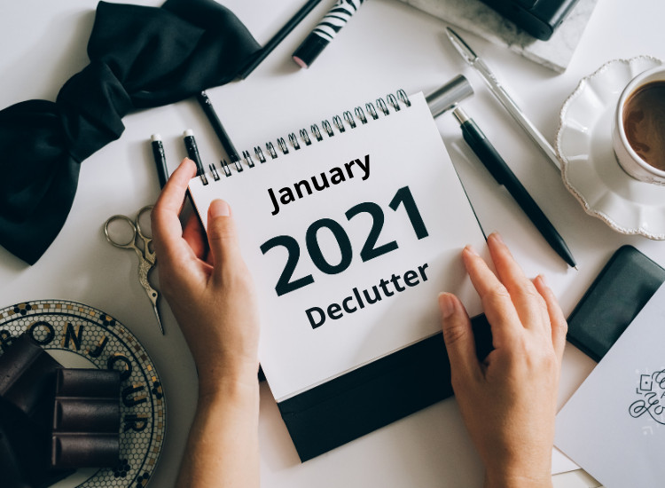 Hassle Free Declutter January